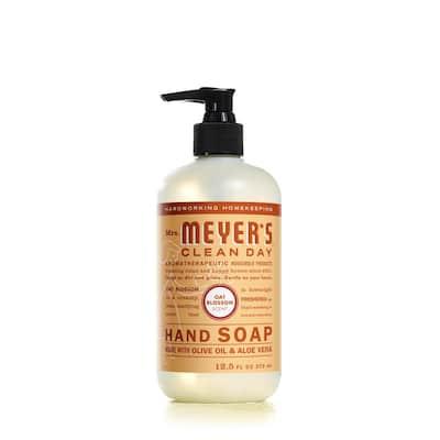 12.5 fl oz. Oat Blossom Scent Liquid Hand Soap