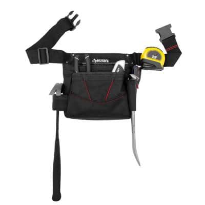 6-Pocket Tool Pouch