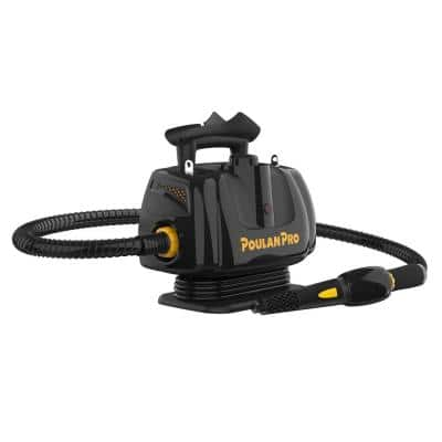PP270 Portable Power Steam Cleaner with Steam Mop Attachment
