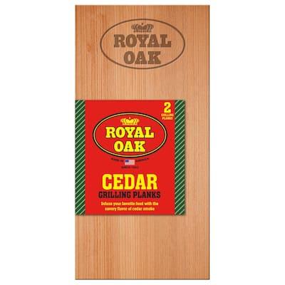 Cedar Grilling Planks (2-Pack)