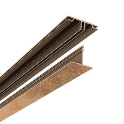 100 sq. ft. Ceiling Grid Kit Antique Bronze