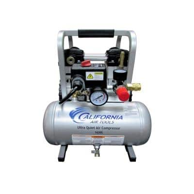 1.6 Gal. 2.0 HP Ultra Quiet and Oil-Free Electric Air Compressor
