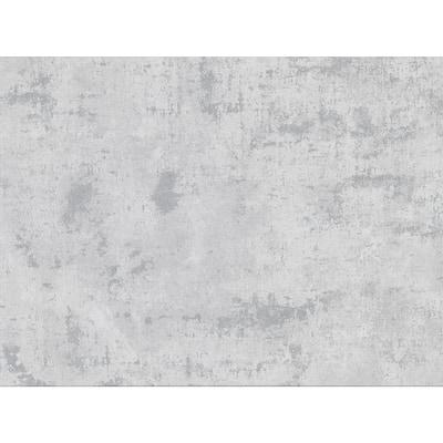 Quimby Grey Faux Concrete Grey Wallpaper Sample
