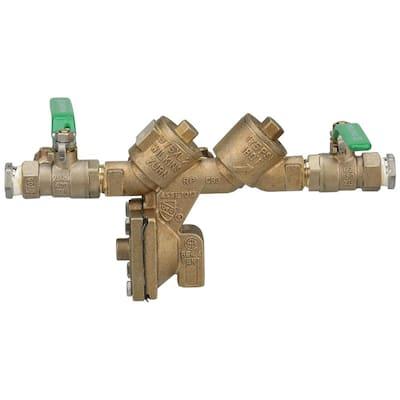 3/8 in. Reduced Pressure Principle Backflow Preventer