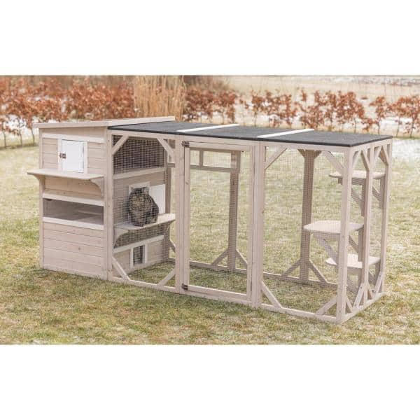 Trixie Natura Xxl Cat S Home 44112 The Home Depot