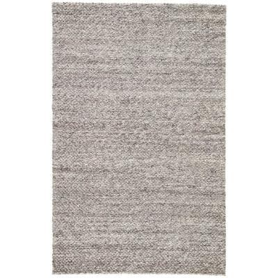 Gray Silver Area Rugs Rugs The Home Depot