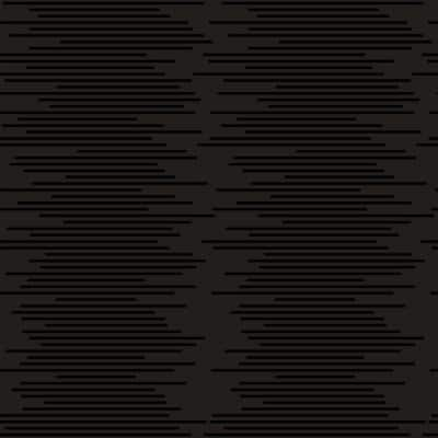 Offset Stripe Black Pearl Peel and Stick Wallpaper (Covers 56 sq. ft.)