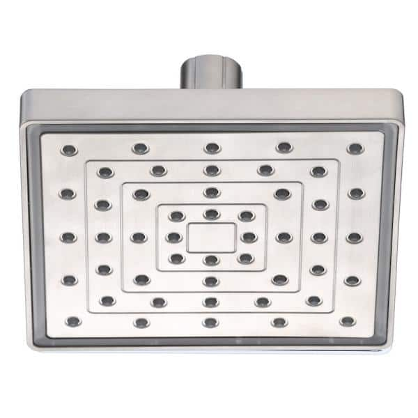 FIXED LED Water Saving Shower Head
