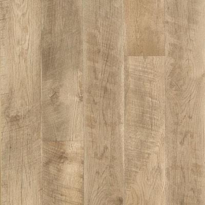 Outlast+ 6.14 in. W Southport Oak Waterproof Laminate Wood Flooring (967.2 sq. ft./pallet)