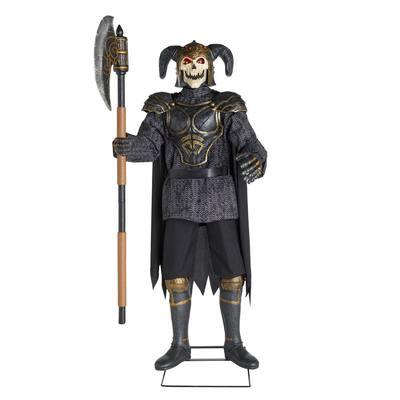 6 ft. Animated LED Grave Warrior