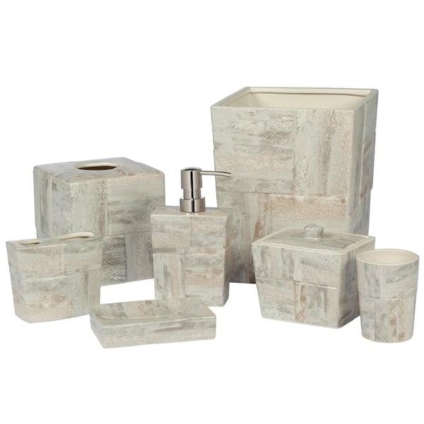 Creative Bath Quarry 7 Piece, Looking For Bathroom Accessories