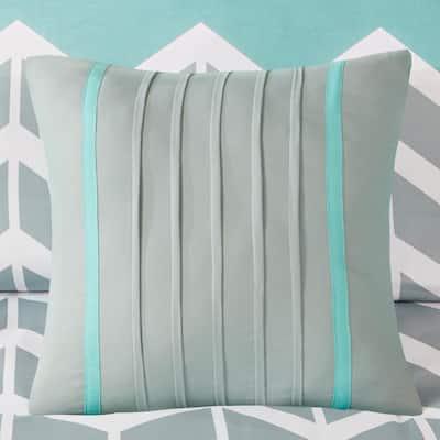 Laila Geometric Duvet Cover Set