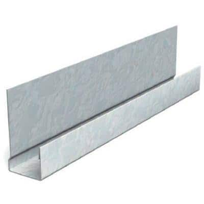 1/2 in. x 10 ft. Metal J-Bead