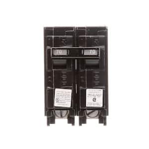 70 Amp 2-Pole HQP 65 kA Circuit Breaker