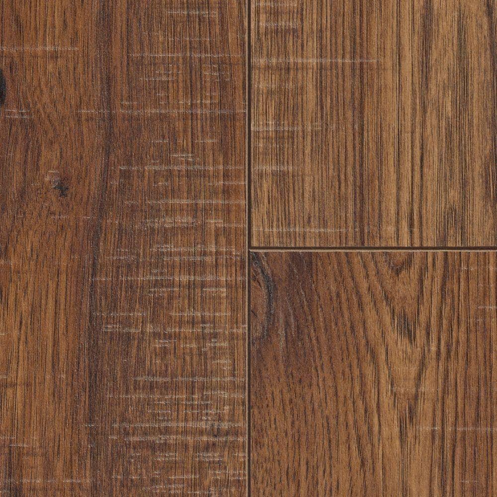 Length Laminate Flooring 15 45 Sq Ft, Weathered Hickory Laminate Flooring