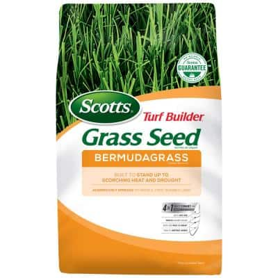 10 lb. Turf Builder Grass Seed Bermuda