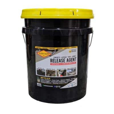 5 Gal. Water Based Industrial Concrete Release and Anti-Corrosion Coating Concentrate