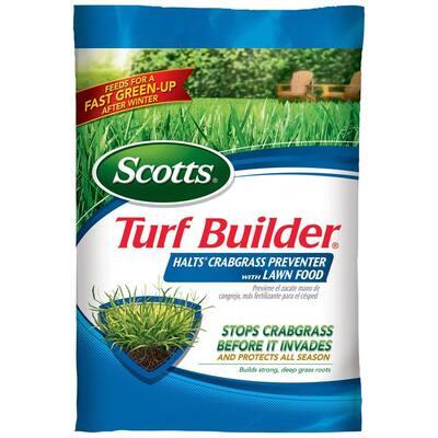 Turf Builder 40.5 lb. 15,000 sq. ft. Crabgrass Preventer Lawn Fertilizer