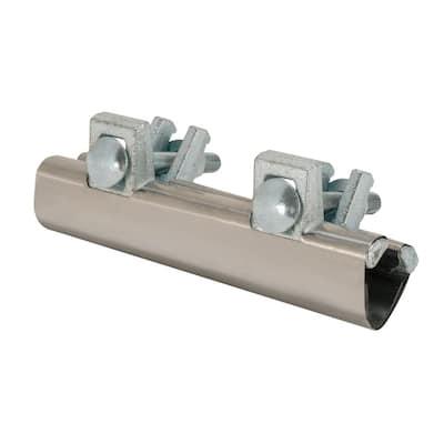 1/2 in. IPS Stainless Steel Pipe Repair Clamp