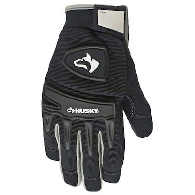 Large Heavy Duty Mechanics Gloves