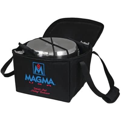"""Padded Carrying Storage Case Bag for """"Nesting"""" Cookware"""