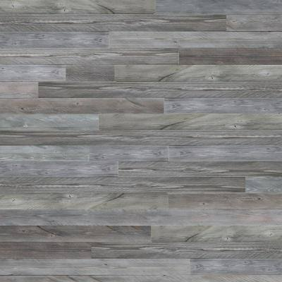 Series 1 1/8 in. x 5 in. x 47 in. Barn Wood ShipLap Planks (20 sq. ft. per 12-Pack)