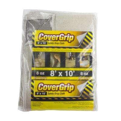 8 ft. x 10 ft. Safety Drop Cloth