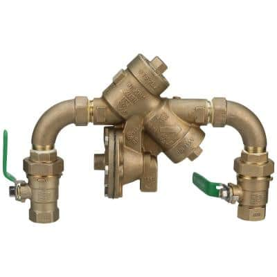 1 in. Bronze Reduced Pressure Principle Backflow Preventer