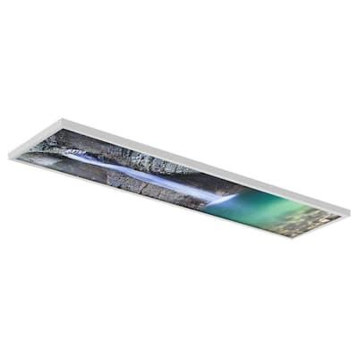 Waterfall 011 1 ft. x 4 ft. Fluorescent Light Filters