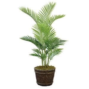 48 in. Real Touch Palm Tree