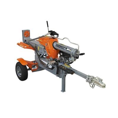 25 Ton 208cc Half Beam Log Splitter