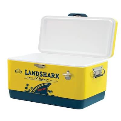 54 Qt. Landshark Lager Painted Cooler
