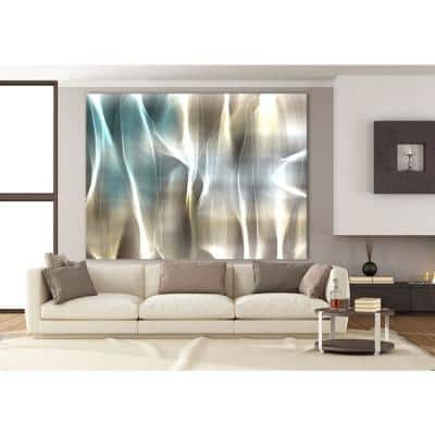 """54 in. x 72 in. """"Mysterious Light I"""" by Irena Orlov Canvas Wall Art"""