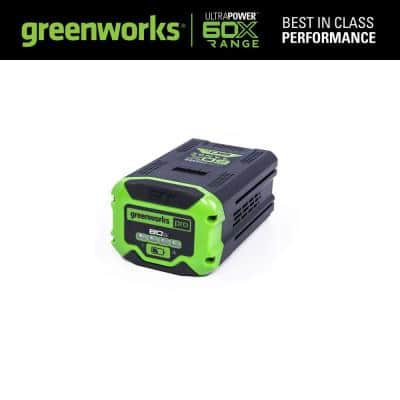X-Range 60-Volt 8.0 mAh Battery with Bluetooth
