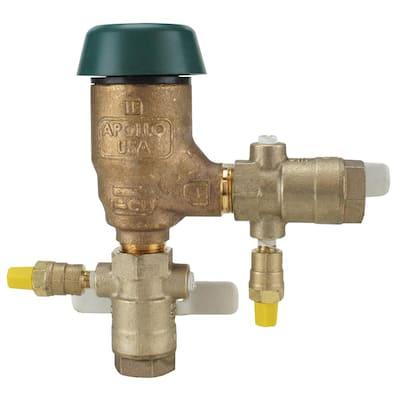 1 in. Lead Free Bronze FIP Pressure Vacuum Breaker