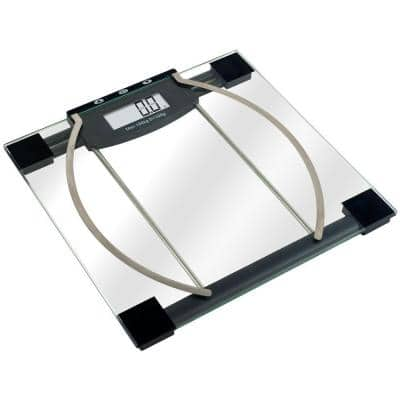 Digital Body Weight, Fat and Hydration Scale-BIA