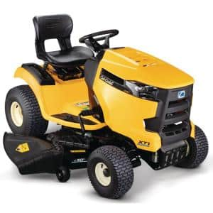 XT1 Enduro LT 50 in. Fabricated Deck 24 HP V-Twin Kohler 7000 Series Engine Hydrostatic Drive Gas Riding Lawn Tractor