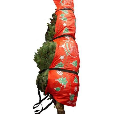 Christmas Tree Car Top Carrier