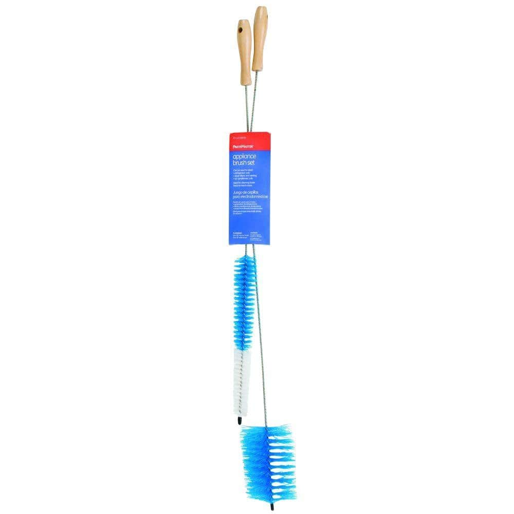 GE Appliances PM14X51 Genuine OEM Coil Cleaning Brush for Refrigerators