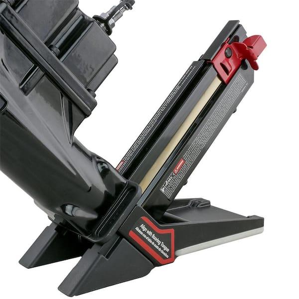 Husky HDUFL50 Pneumatic16-Gauge Flooring Nailer//Stapler 1001186246