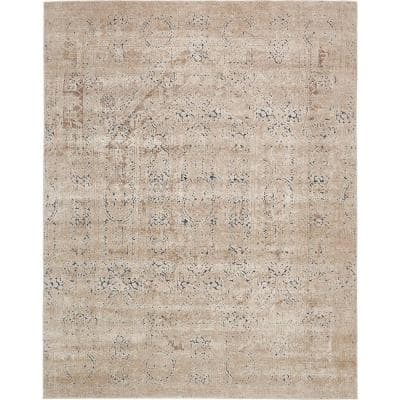 Chateau Quincy Beige 8' 0 x 10' 0 Area Rug