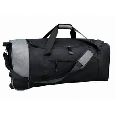 32 in. Collapsible Rolling Duffel