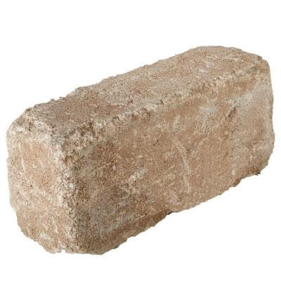 RumbleStone Plank 10.5 in. x 3.5 in. x 3.5 in. Cafe Concrete Paver (192 Pcs. / 49 Sq. ft. / Pallet)