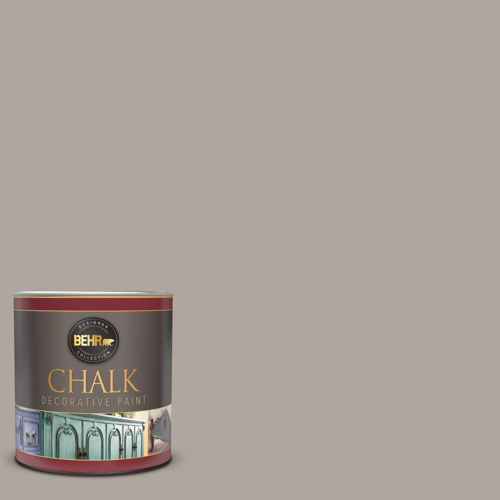 1 qt. #BCP42 Fossil Gray Interior Chalk Decorative Paint