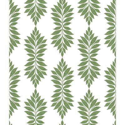 34 sq. ft. Broadsands Botanica Premium Peel and Stick Wallpaper