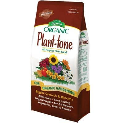 8 lb. Organic All Purpose Plant Tone Fertilizer