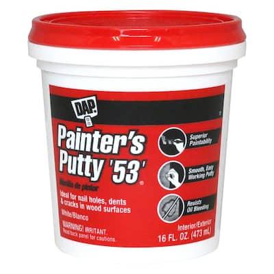 16 oz. White Painter's Putty '53'