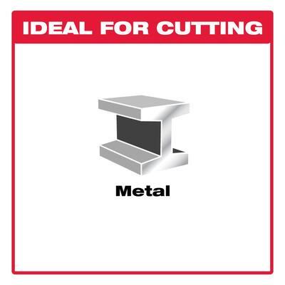 1‑1/4 in. Universal Fit Bi‑Metal Oscillating Blade for Metal