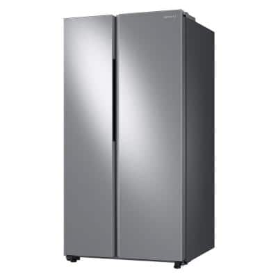 28 cu. ft. Smart Side-by-Side Refrigerator in Fingerprint Resistant Stainless Steel