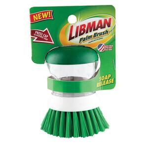 Dishwashing Palm Brush - 2 Pack
